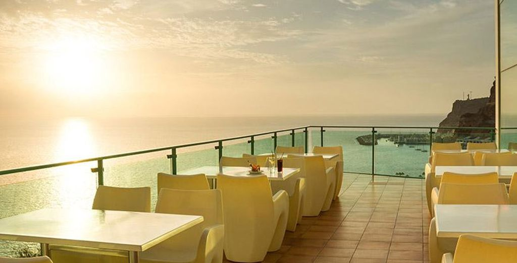 Discover amazing views - Mogan Princess 4* Gran Canaria