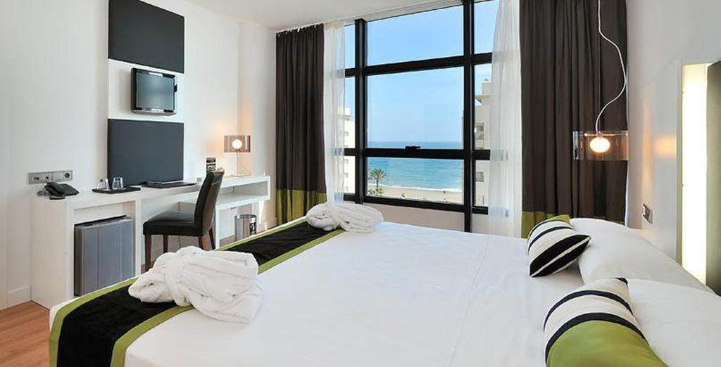 Vincci Malaga 4* - holidays offers