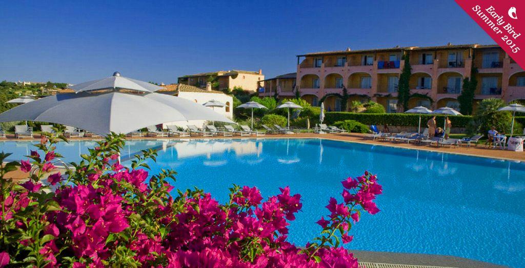 The Grand Hotel Porto Cervo - Grand Hotel Porto Cervo 4* Sardinia