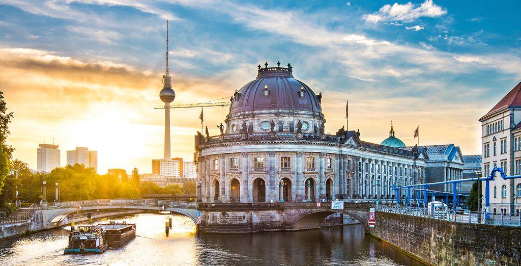Stay in in Berlin's trendy Friedrichshain district