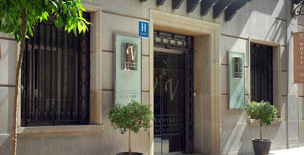 Welcome to Vincci Lys****  - Vincci Lys 4* Valencia