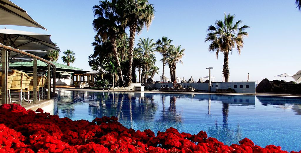 Your hotel is surrounded by tropical gardens & in a coveted seafront spot - Royal Savoy Madeira 5* Madeira