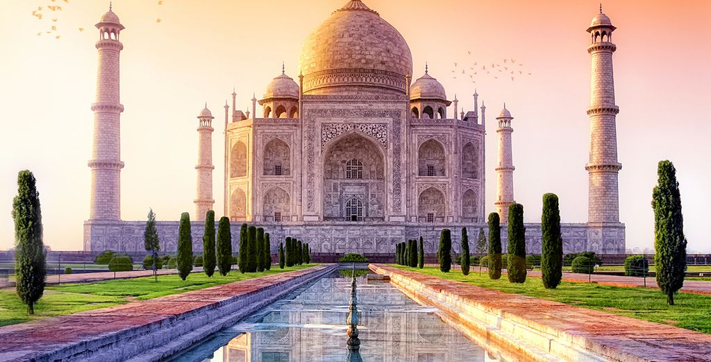 Discover the magic of India