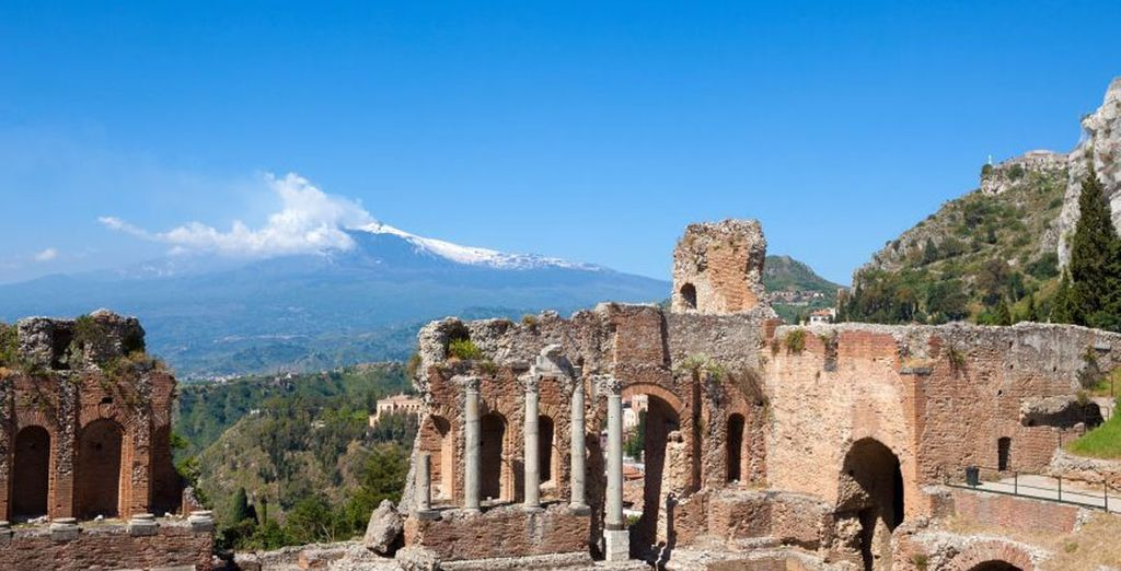 Sicily itself is a glorious destination