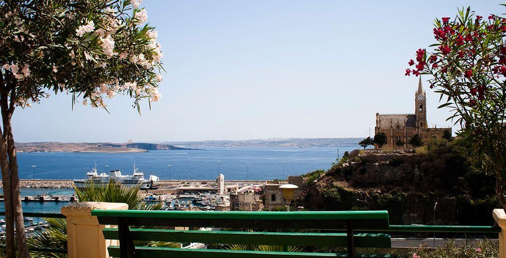 Or perhaps explore neighbouring Gozo