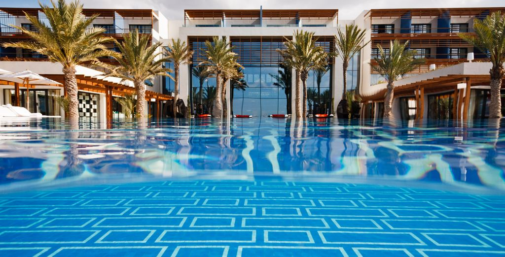 A 5* haven in Morocco's bohemian beach resort