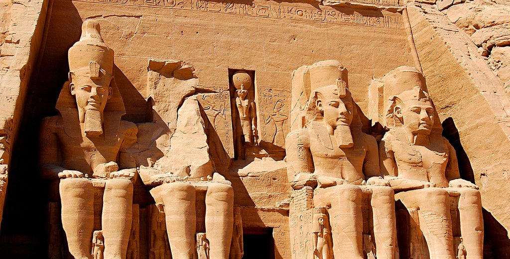 Take part in an optional excursion to Abu Simbel, if you wish