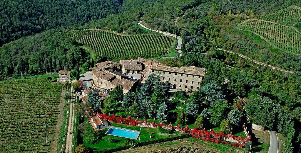 Discover the beauty of Tuscany