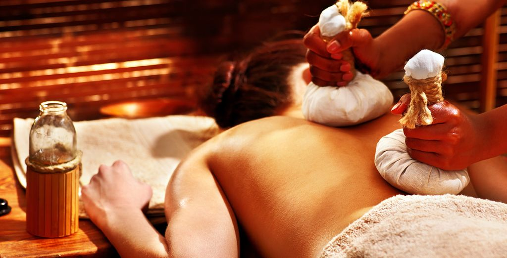 Offering a variety of deluxe treatments