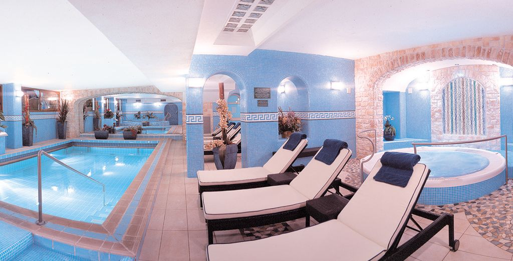 A wellness and spa resort - Le Querce Thermae & Spa 4* Ischia