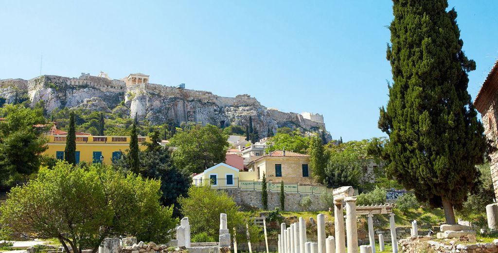 Discover historical Greece