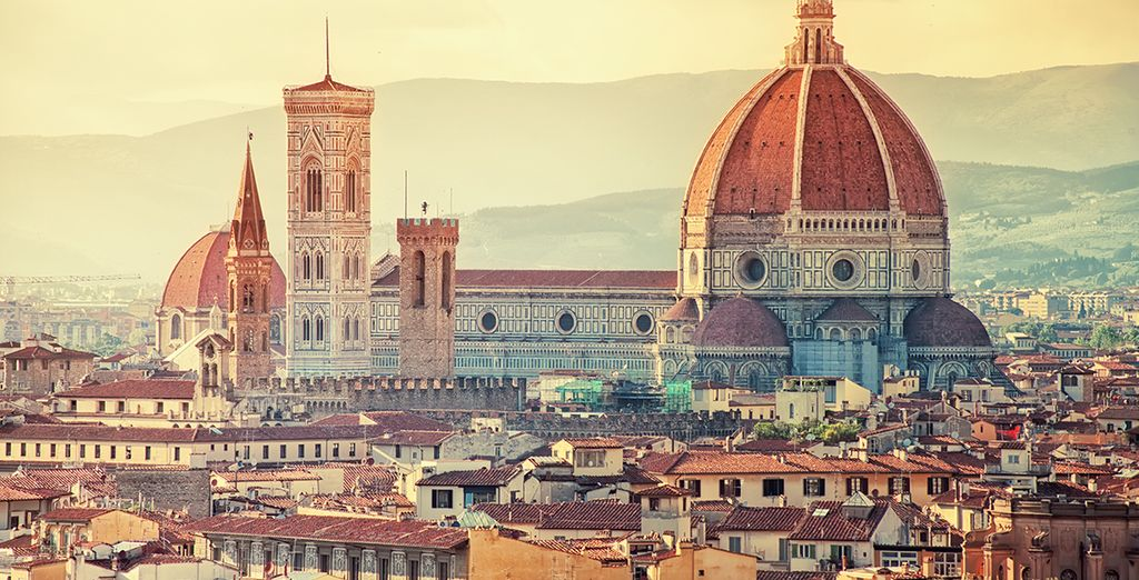 Discover the timeless beauty of Florence