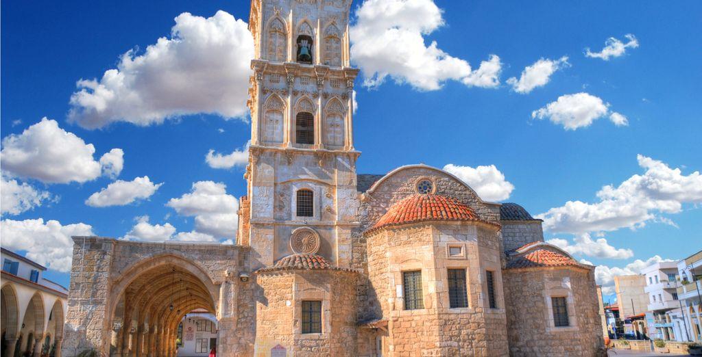 Explore sunny Cyprus with Voyage Privé
