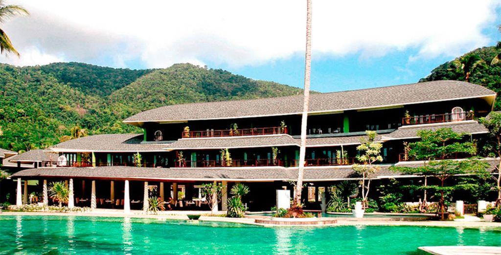 Mercure Koh Chang Hideaway is ready to welcome you...