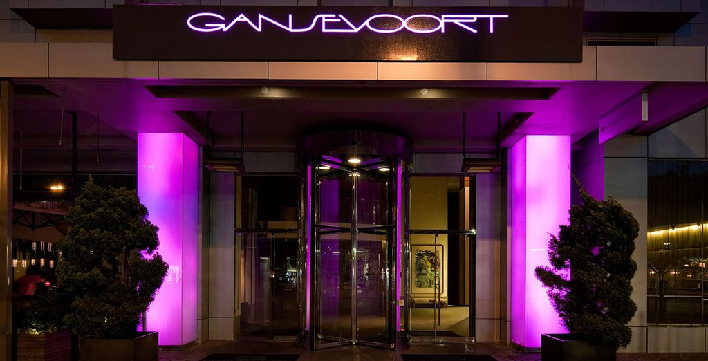 Book a stay at the 4* Gansevoort