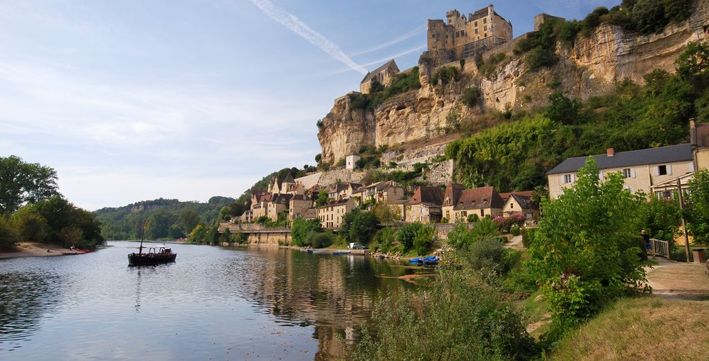 Explore the local scenery and discover the historic castles & chateaux that dot the landscape...
