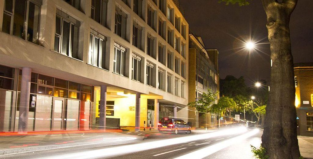 Go Native London Bridge offers a range of fully-serviced apartments
