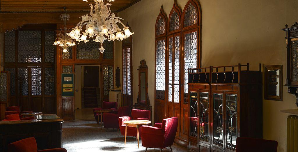 A 19th century, family-run hotel