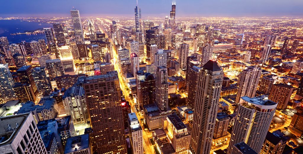 Experience the style of Chicago