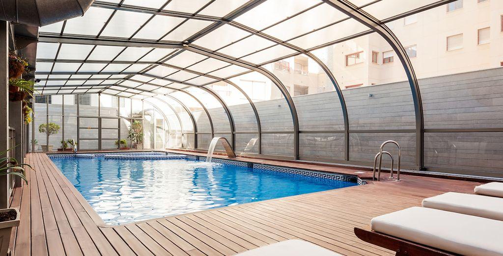 Hotel Ilunion Malaga 4* - holidays offers