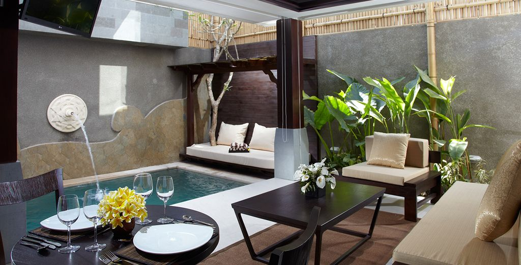 Discover your incredible Pool Villa