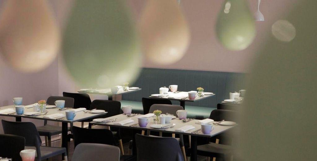 Don't miss the excellent restaurant