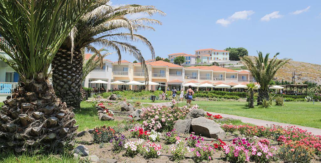 Stay at Neilson Aeolian Village, on the Greek island of Lesvos - Aeolian Village Beachclub Lesvos