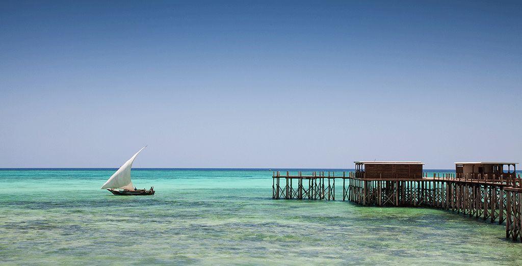 Discover the quintessential beach experience - Essque Zalu 5* Zanzibar
