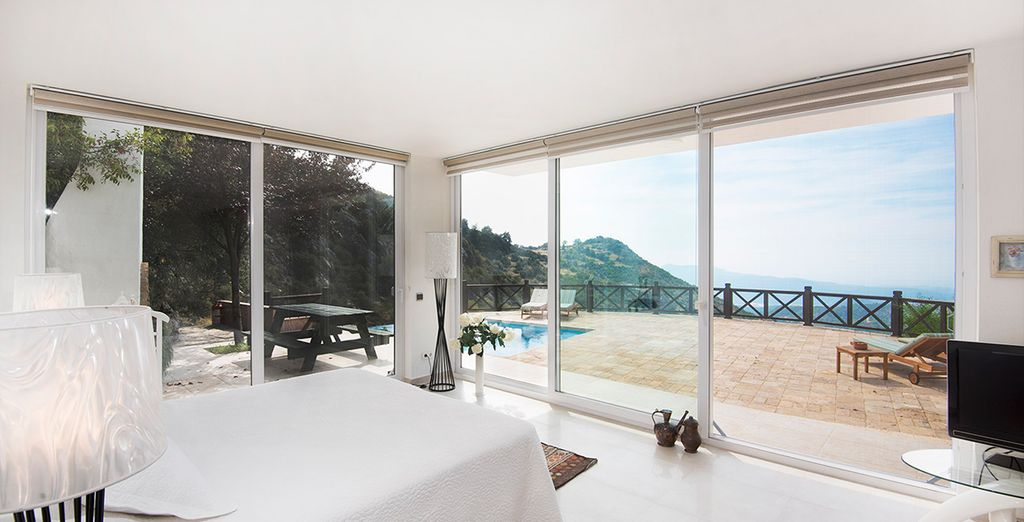 Amazing villas await you (View with a Room)