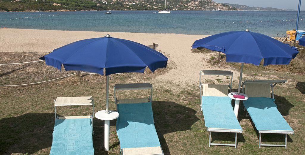 The Costa Smeralda is a gorgeous stretch of coastline