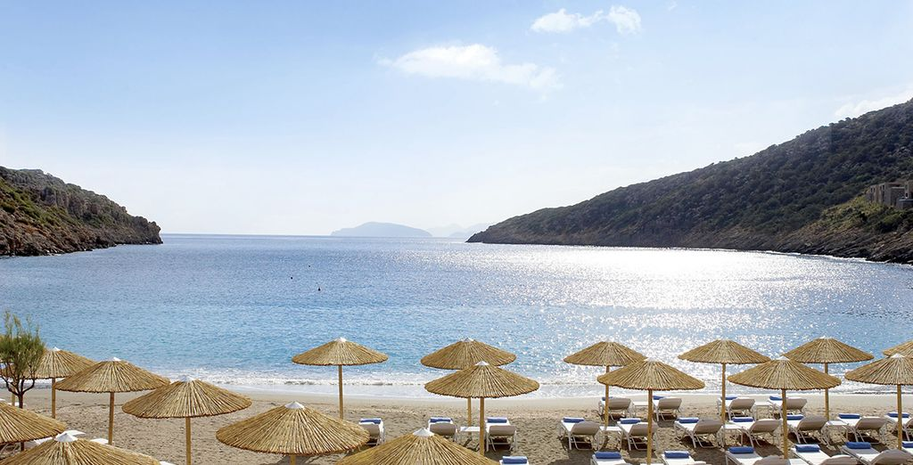 Welcome to our members' favourite - Daios Cove