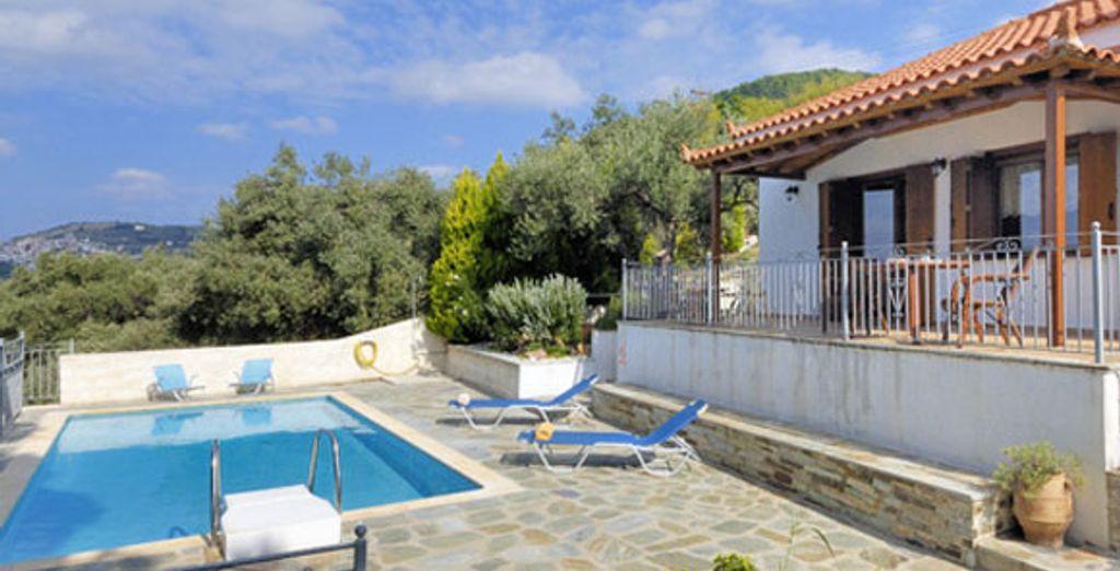 - Villas Plaka, Raches & Koumaria - Skopelos - Greece Skopelos