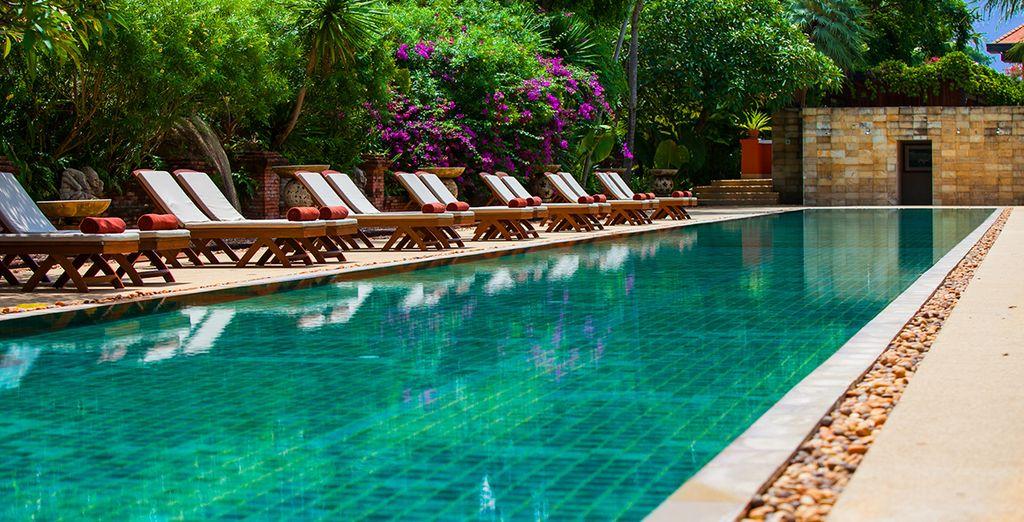 Experience exceptional facilities in just as phenomenal locations - Renaissance Koh Samui Resort & Spa 5* Koh Samui