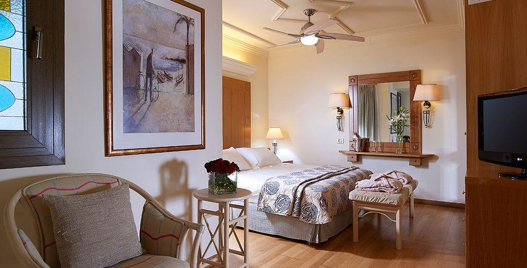 Or a Knossos Suite
