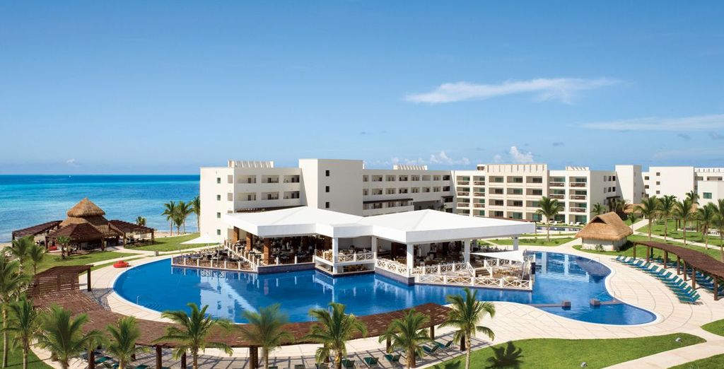 Experience the brilliant and wonderful Cancun