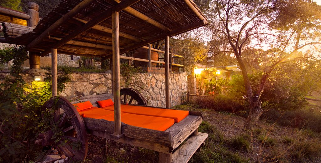 Surrounded by nature (Casa Brigitte B)