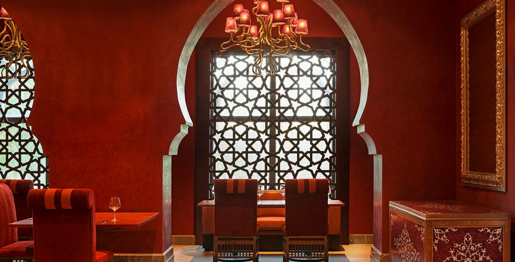 Visit one of the amazing restaurants