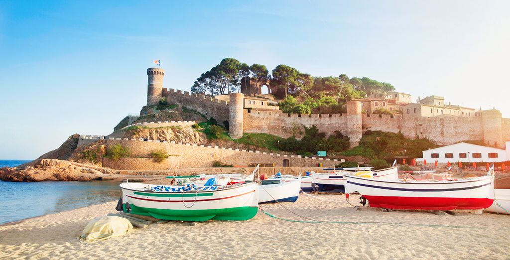 And its beautiful beaches - choose our car hire to get around with ease.