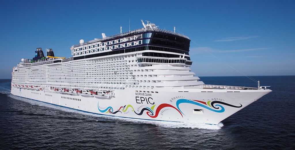 Sail across the Mediterranean on the NCL Epic!