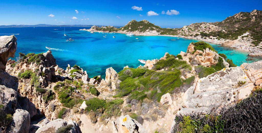 Experience the magic of Sardinia