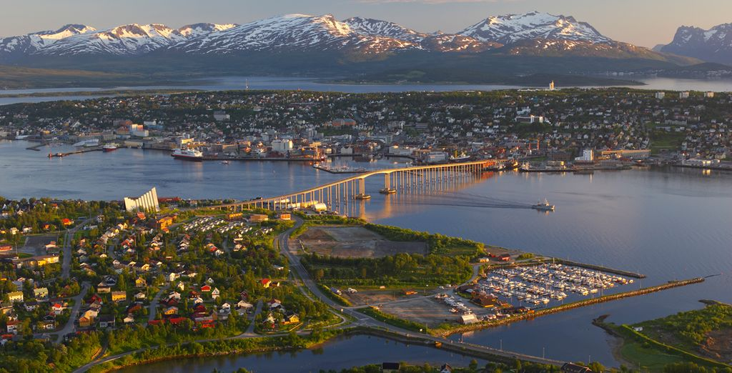 Located in Tromsø, Norway