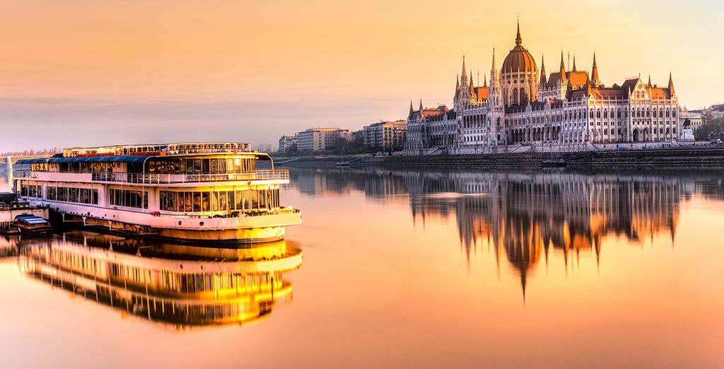 Let yourself be captivated by the magic of Eastern Europe on this twin city break