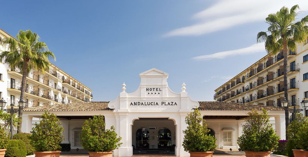 An adults only retreat... - H10 Andalucia Plaza 4* Marbella