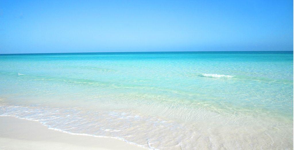 Before experiencing the pristine beaches of Cayo Santa Maria
