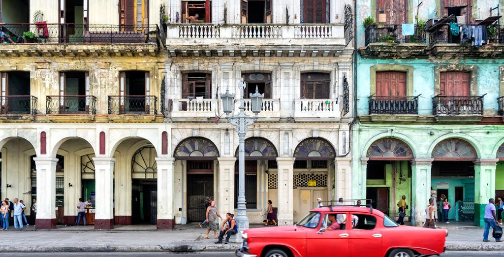 Then head back to Havana for 1 more night before your journey home