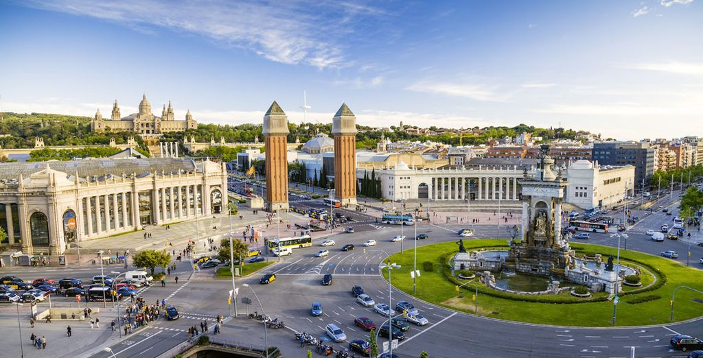 In a city that pulsates with fun and vivacity - Hilton Barcelona 4* Barcelona