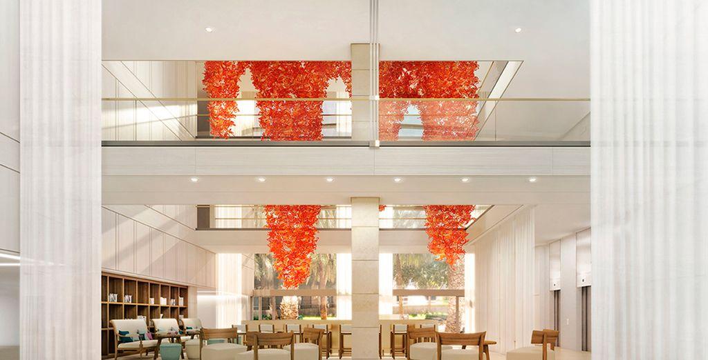Contemporary luxury Catalan style - Hilton Barcelona 4* Barcelona