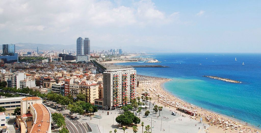 Celebrate and have fun in Barcelona!