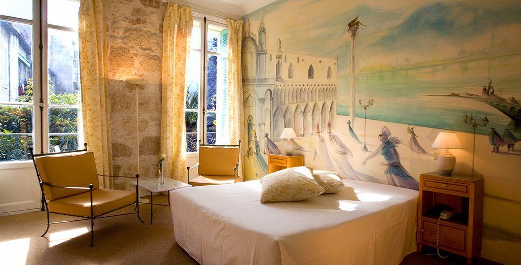 Find amazing rooms