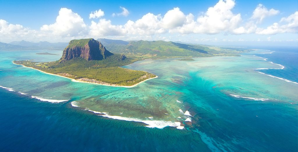 On this stunning island